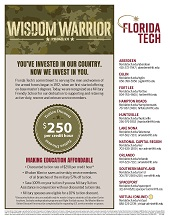Wisdom Warrior Program Brochure